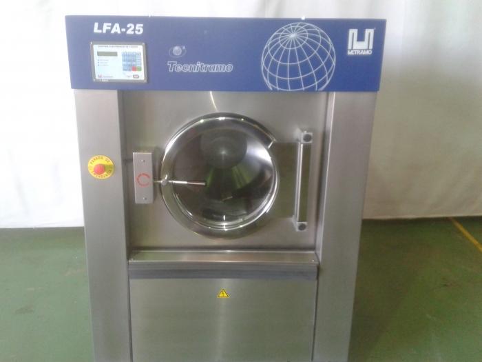 Lfa 25 lavadora industrial for Lavadoras segunda mano