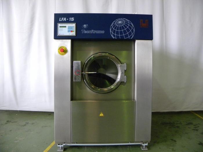 Lfa 15 lavadora industrial segunda mano for Lavadoras segunda mano