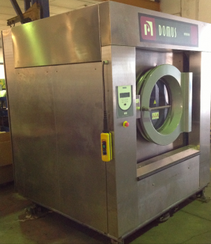 WASHER EXTRACTOR DOMUS DFI 120 SECOND HAND Industrial washer extractor 120kg Second hand