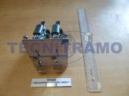 Coinmeter W6000 0,5+1 EURO (T,ES)