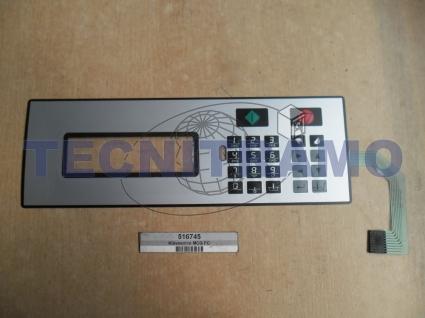 Keyboard MCG FC
