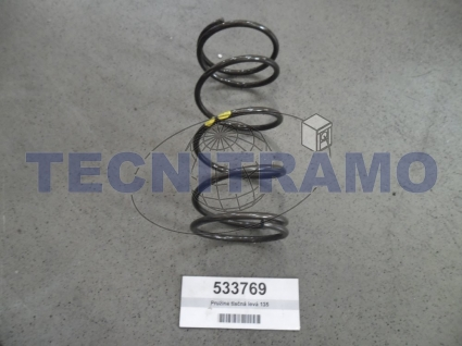 Compression spring left 135