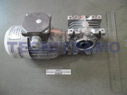 Motor+Gearbox MRT40B37063B14AC19_180W_CU