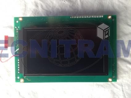 xControl PLACA DE CONTROL + LCD MC6