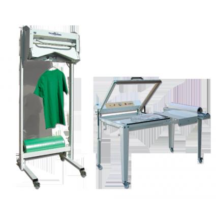 Embaladora de roupas